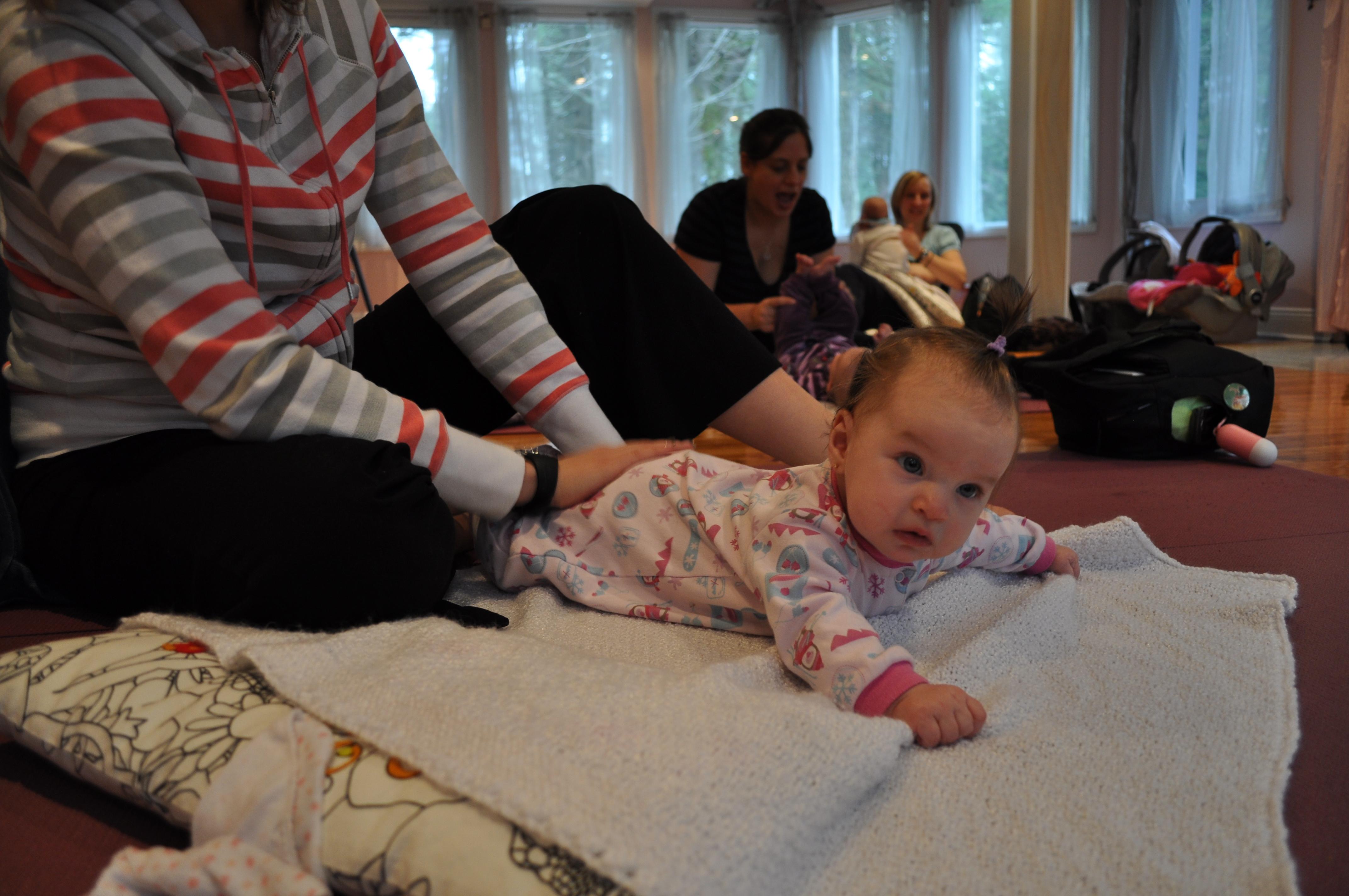 Yoga Maman-Bébé