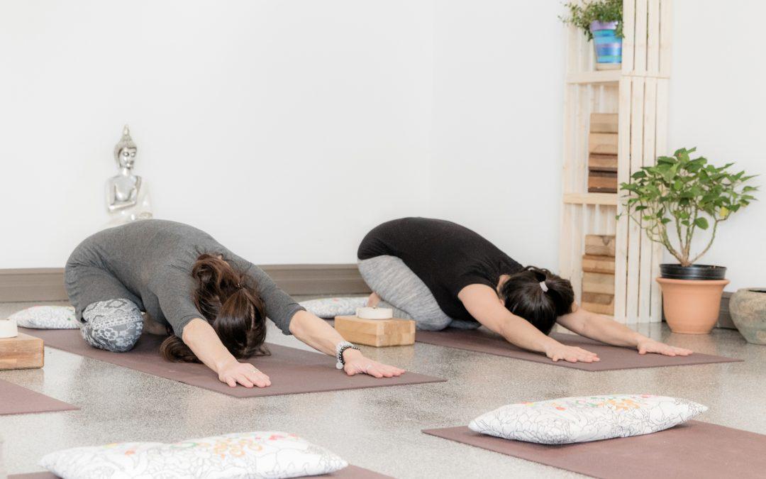 Le yoga, un heureux processus